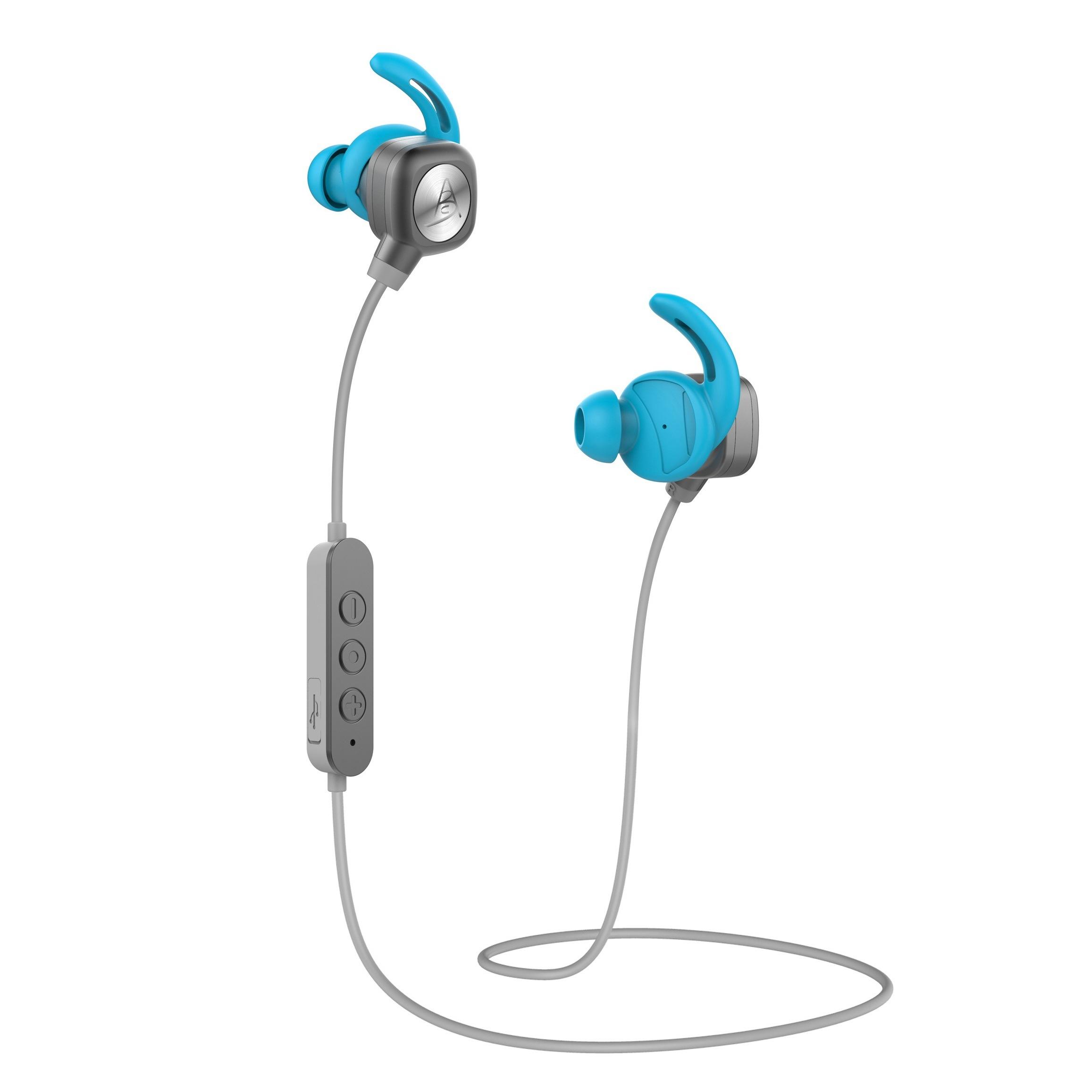 Bluetooth Headphones Magnetic Wireless Earbuds Sport in-Ear Sweatproof Earphones