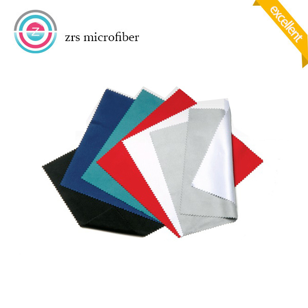 Digital Print Microfiber Cleaning Cloth for Screen and Eyeglasses