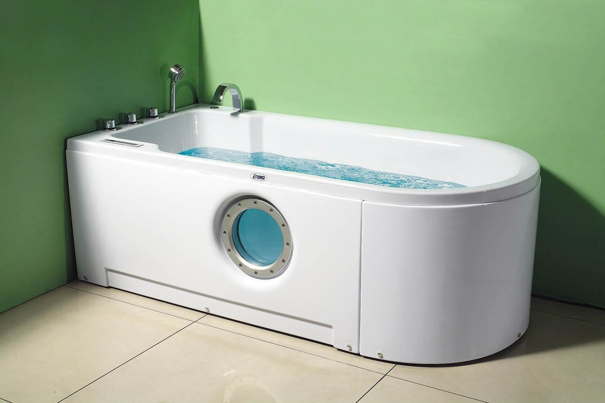 China bath tub d 0816 china massage bathtub bathtub for Bathtub in bathroom