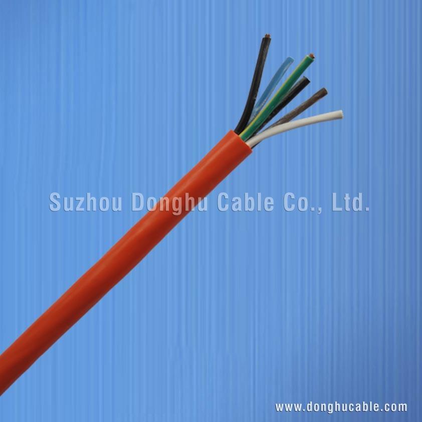 Flexible Control Cable (H05V2V2-F)