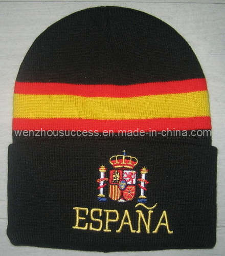 Knitted Hat (SS08-1K-ESPANA)
