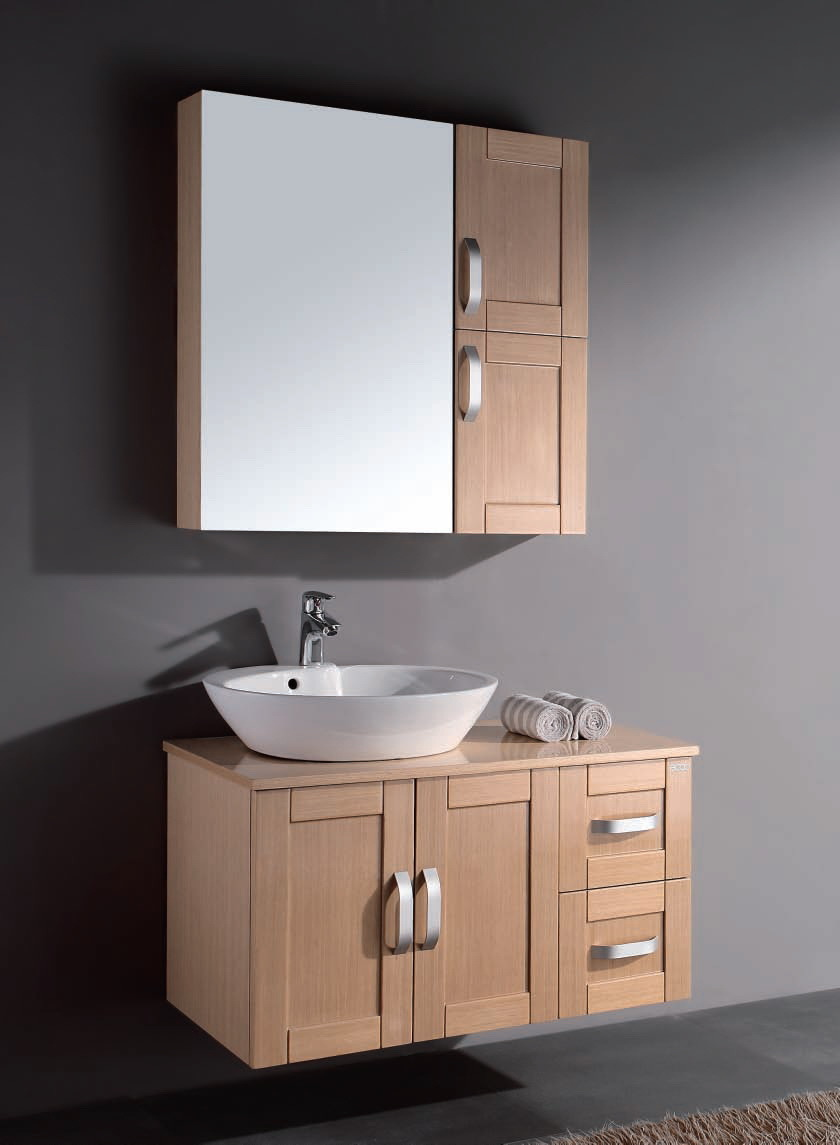 China plywood cabinet bathroom cabinet ac9015 china for Plywood cupboard
