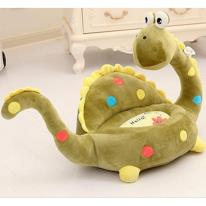 Plush Stuffed Princess Doll Disosaur Home Furniture Animal Kids Chair
