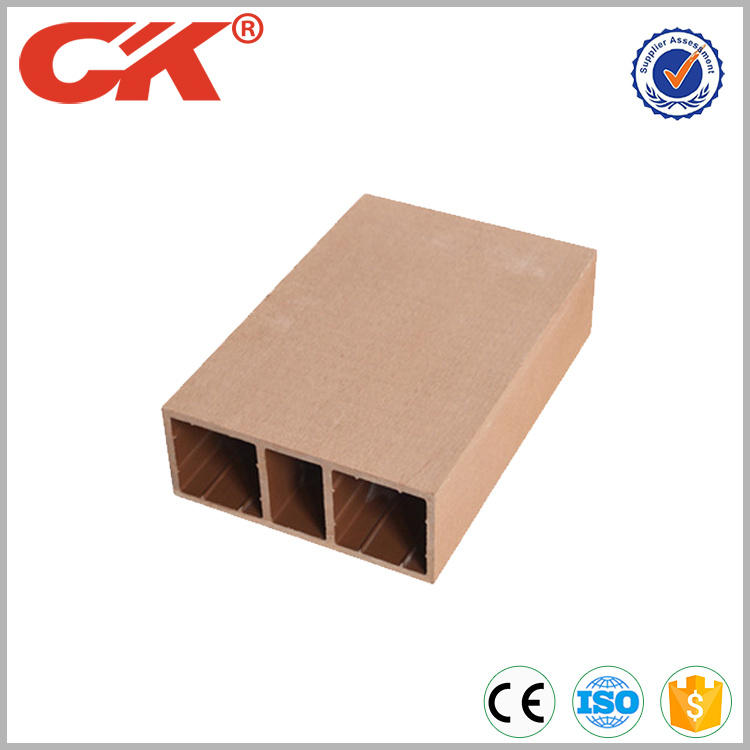 High Quality Wood Plastic Composite Guardrail From China