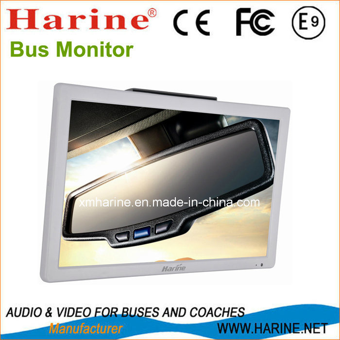 15.6′′ Hold Hoop Bus LCD Display with Ce FCC Certificate