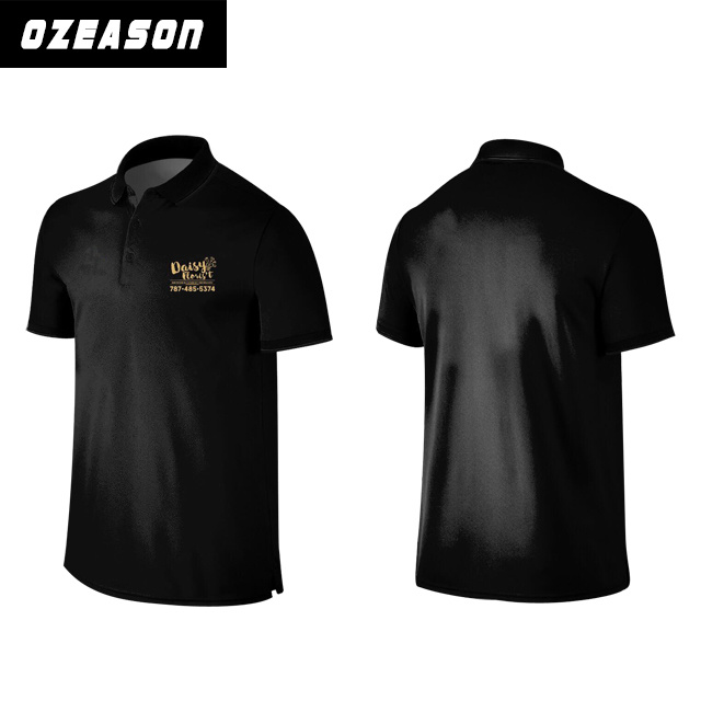 Free Design Custom Polo Shirts Wholesale China (P016)