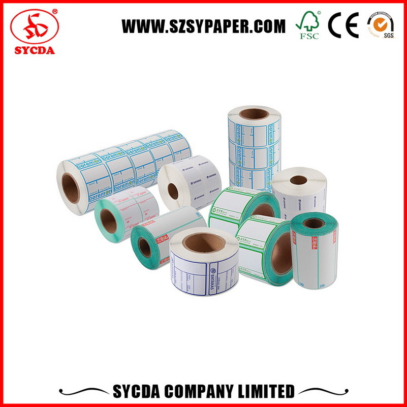 Use Release Paper Thermal Self-Adhesive Paper