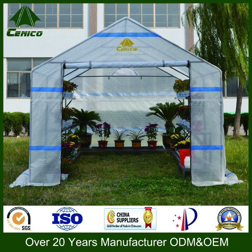 Greenhouse, Garden House and Tent
