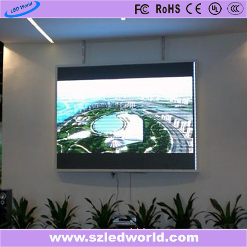 Indoor/Outdoor SMD HD Full Color Fixed LED Video Wall Screen Panel for Advertising (P3, P4, P5, P6)