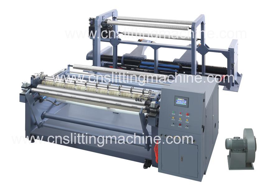 Paper Slitting Machine for Jumbo Paper Rolls