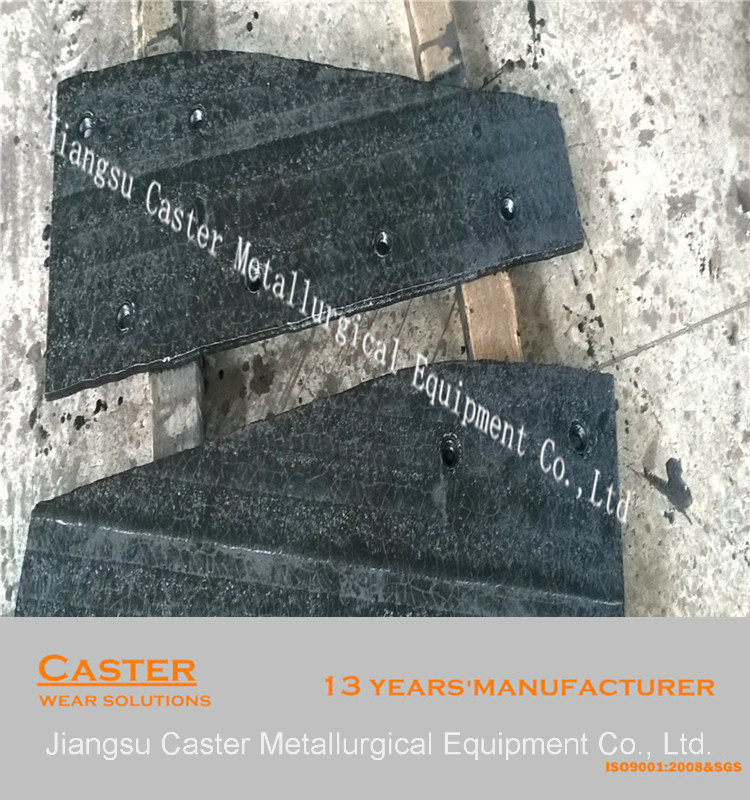 Steel Plate Direct Factory Produce High Cr C Bimetallic Cladding Wear Plate
