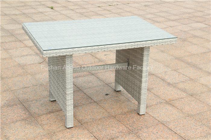 Outdoor Wicker Garden Rattan Corner Sofa Furniture
