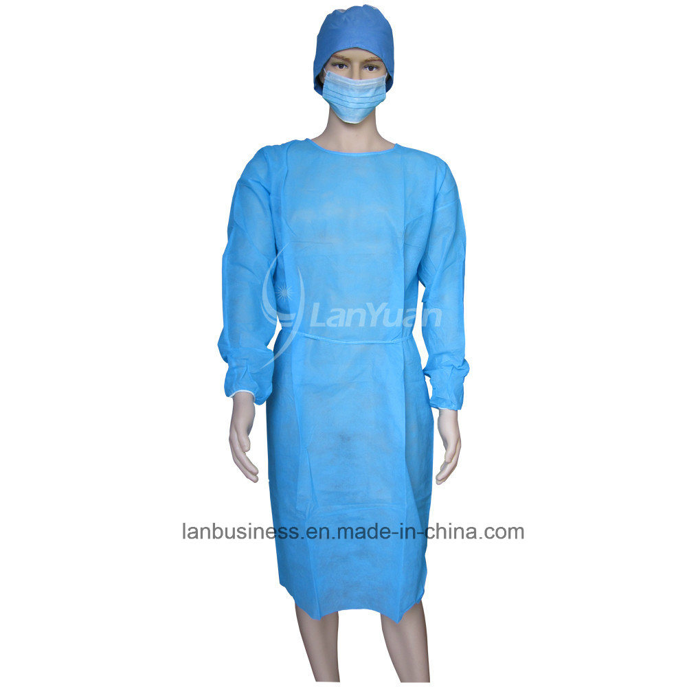 Ly Disposable Nonwoven Sterile Surgical Gown