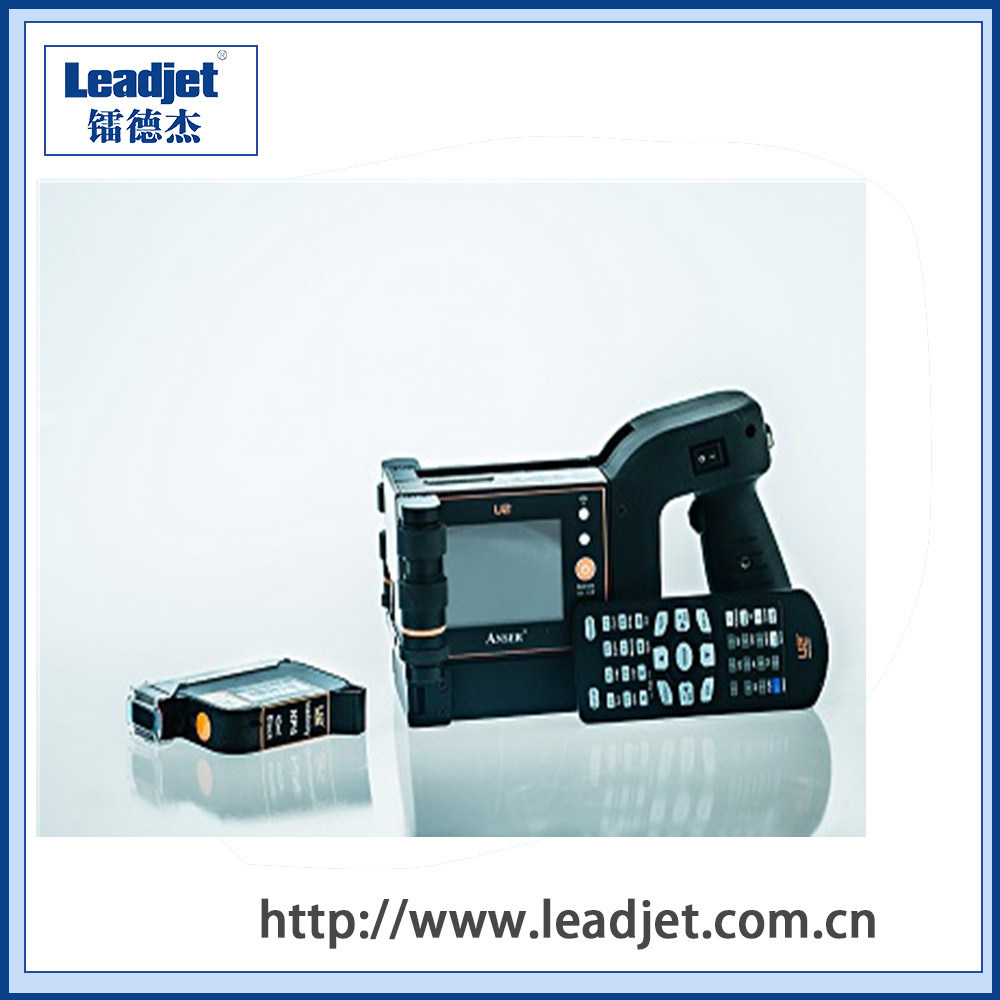 Leadjet Warranty Intelligent Portable Handheld Inkjet Printer