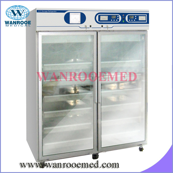 4 Degree Blood Bank Refrigerator (950L-1380L)