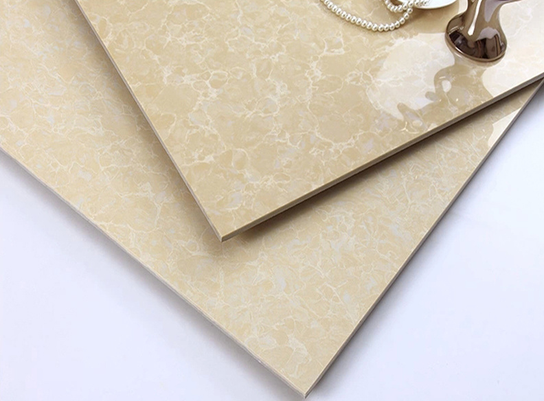 Building Material Vitrified Floor Tile Polished Porcelain Ceramic Floor Tiles (600*600/ 800*800mm)