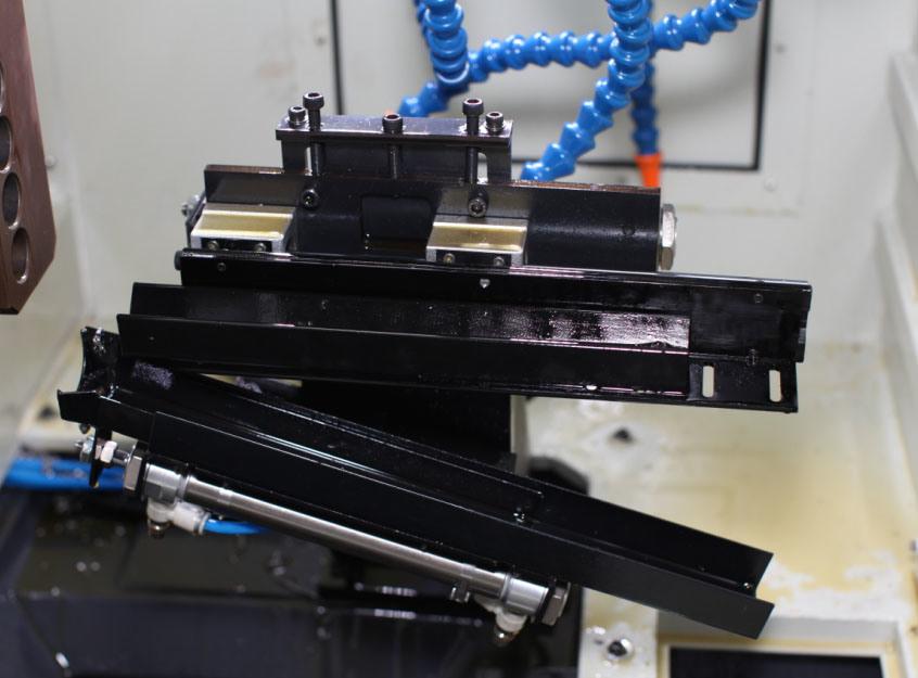 Automatic Swiss Type CNC Lathe