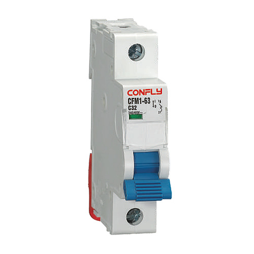 Cfm1-63 Miniature Circuit Breaker Ce CB RoHS Approved 6ka/10ka MCB