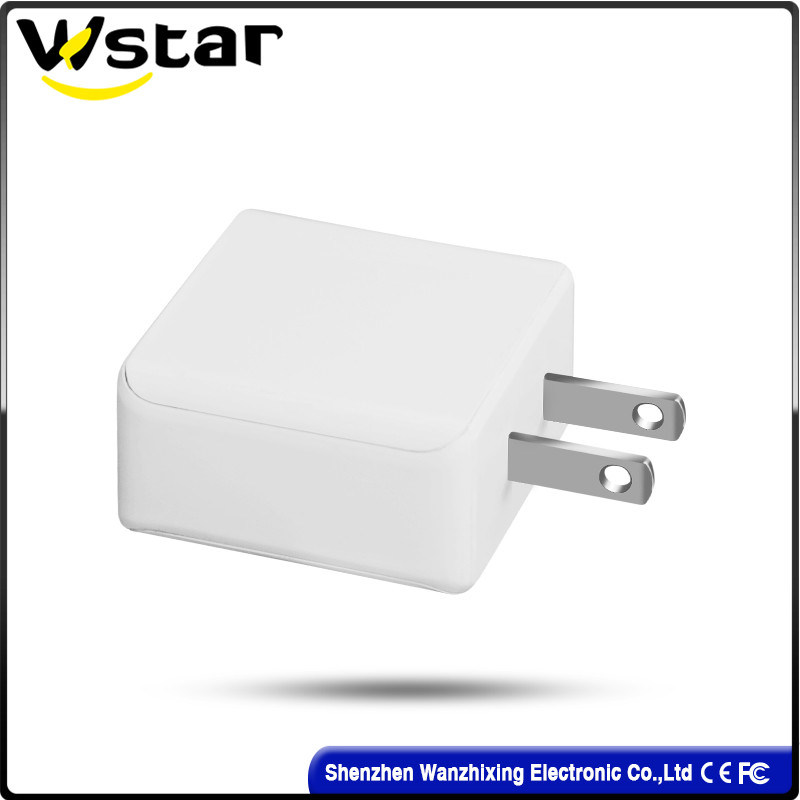 Single Port USB Quick Charger Wall Charger