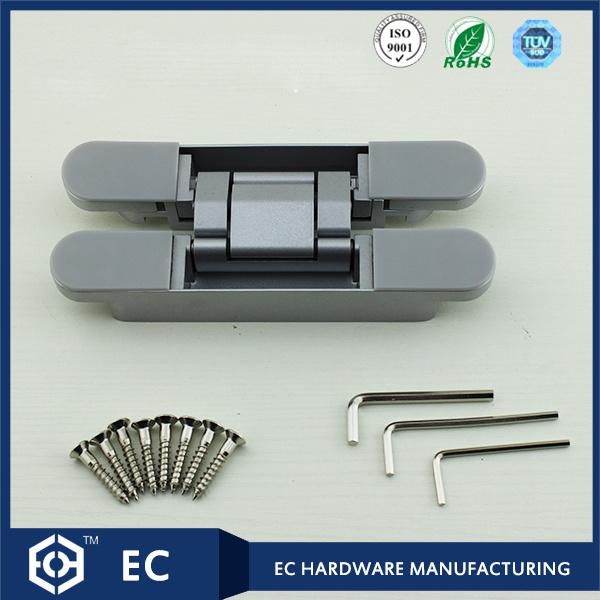 Zinc Alloy 3D Adjustable Concealed Hinge for Flush Doors (G120)