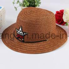Customized Straw Hat, Summer Sports Baseball Cap