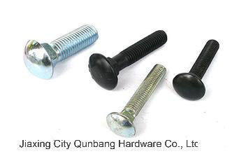 Carriage Bolts (DIN603 Cl. 4.8)