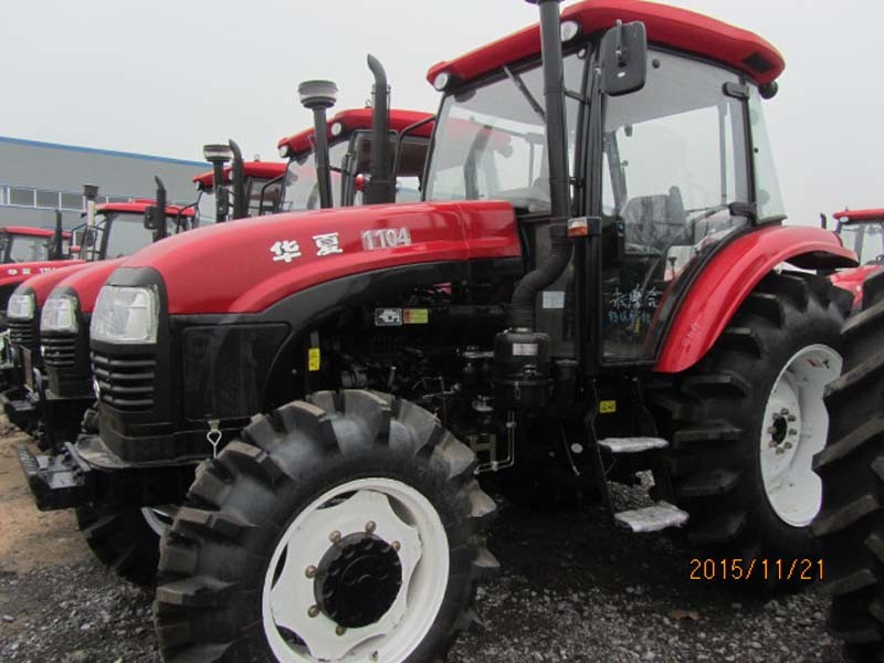 100HP 110HP 120HP China Farm Traktor with Ce