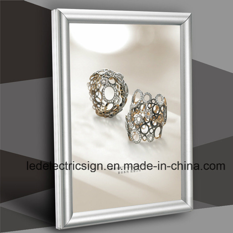 Aluminum Photo Frame with Snap Frame Light Box