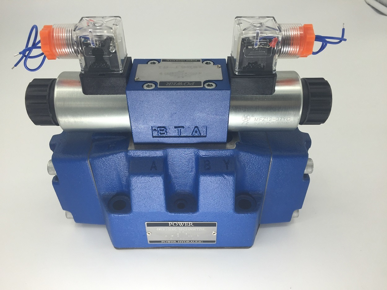 4weh16 Electro-Hydraulic Directional Control Valve