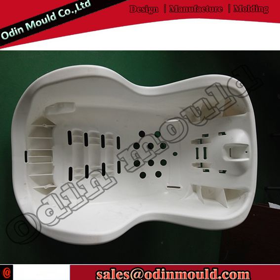 Gas Assisted Injection Mold for Safety Baby Seat