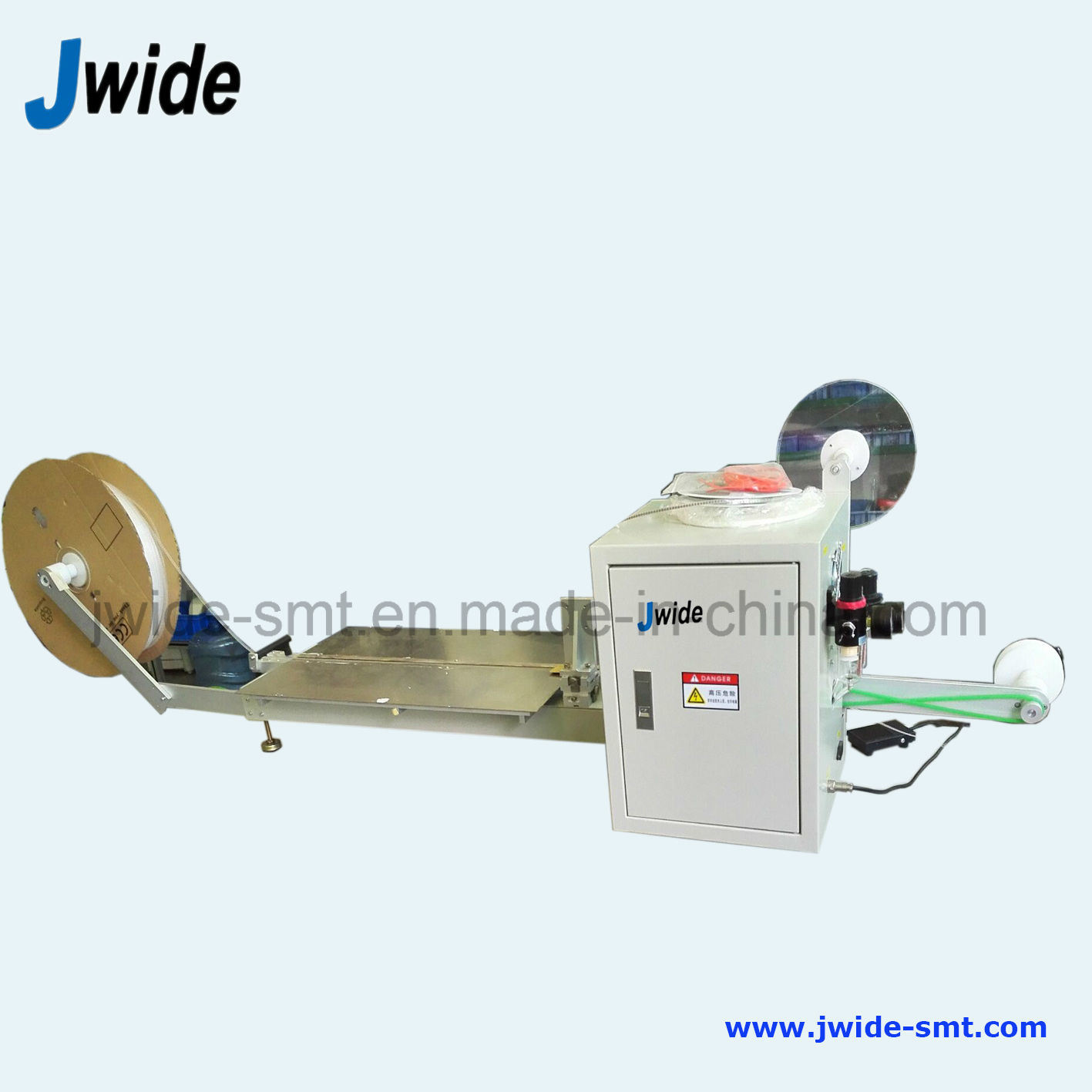 Semi Automatic Components Taping Machine