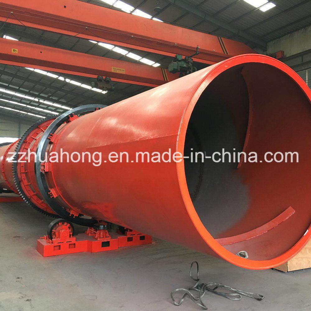 Industrial Rotary Dryer Machine/Sawdust Rotary Dryer
