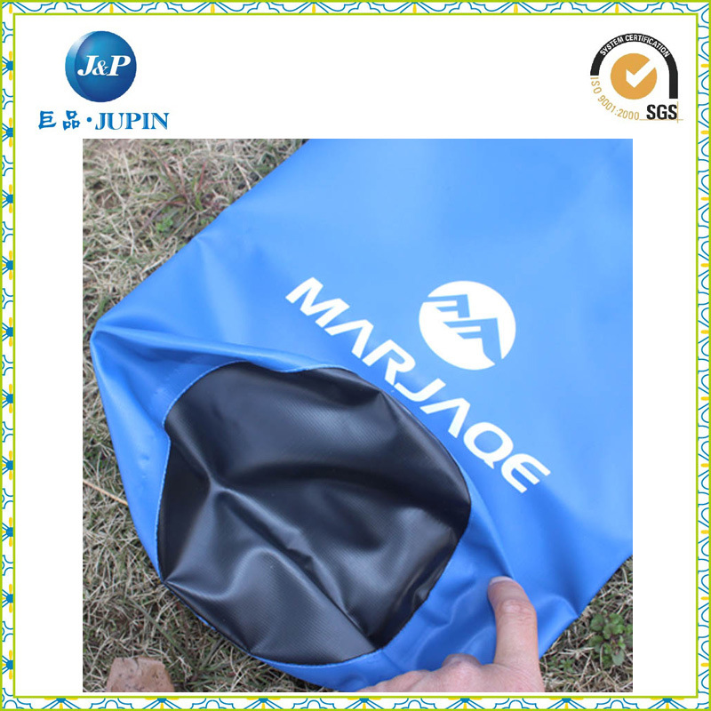 Outdoor Sports Camping 40L Waterproof Barrel Backpack Dry Bag (JP-WB012)