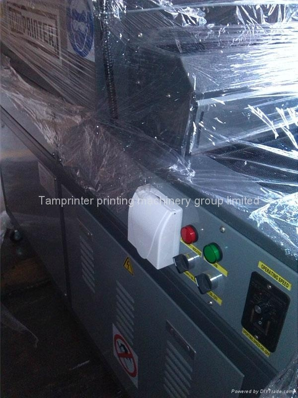TM-UV1500 UV Curing Systems UV Dryer in Silk Screen Printing