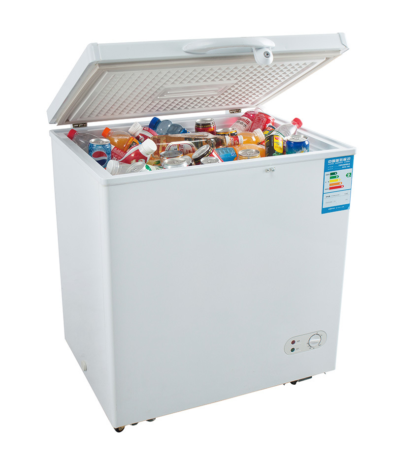Top Open Chest Freezer for Home &Commercial Use Bd-718L