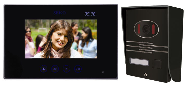 4.2 Inch Hands Free Color Video Door Phone