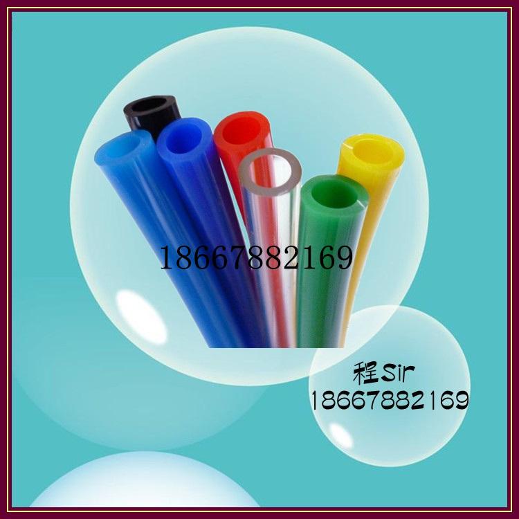 5*8mm Diameter Size Plastic Transparent PU Tube