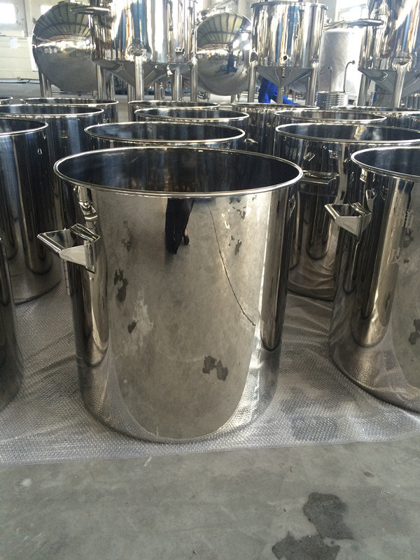 Stainless Steel Storage Tank for Food / Pharmaceutical Industry