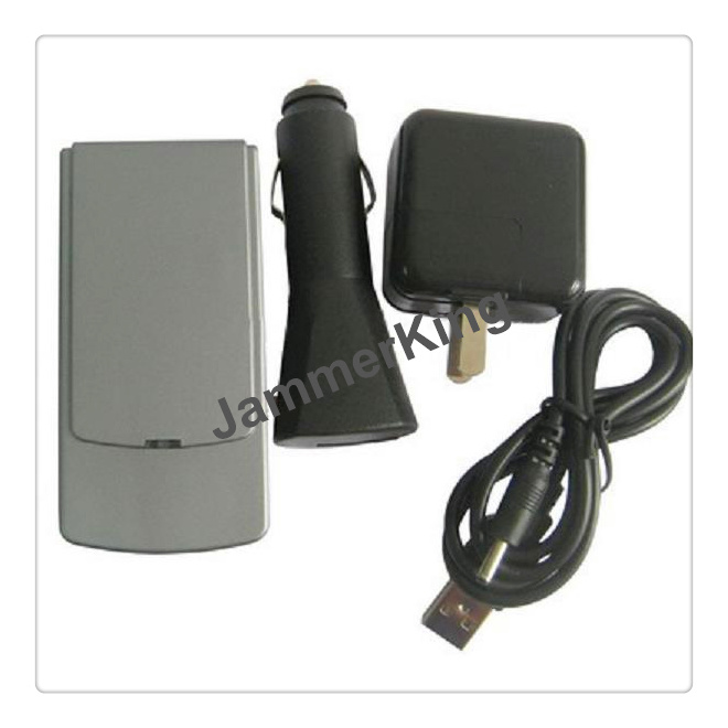 phone jammer range parts
