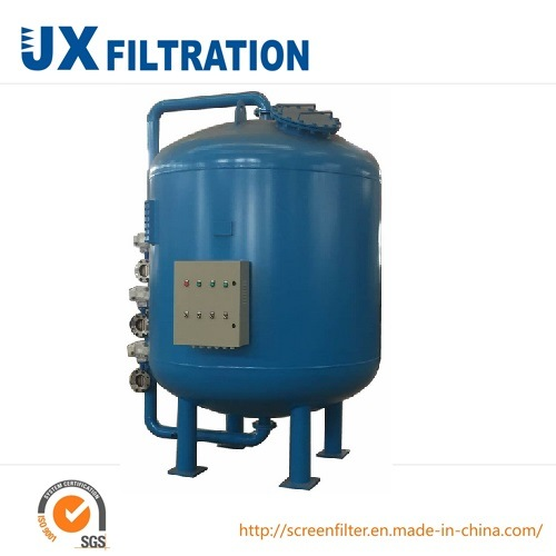 Quartz Sand Mechanical Filter for Pretreatment