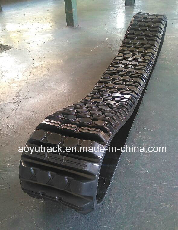 Rubber Track for Caterpillar 247b