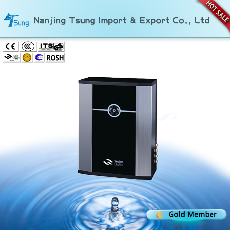 50gpd 5 Stages RO Stainless Water Treatment Ty-RO-34