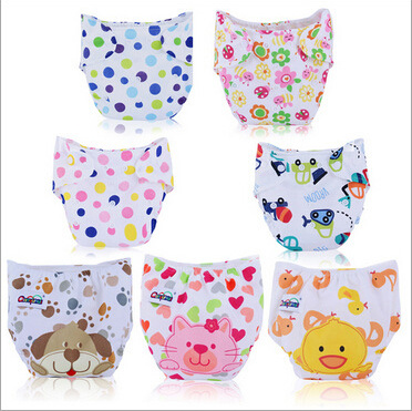 Printed Cloth Diaper for Baby
