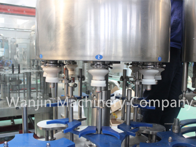 Complete Water Bottling Filling Packaging Plant