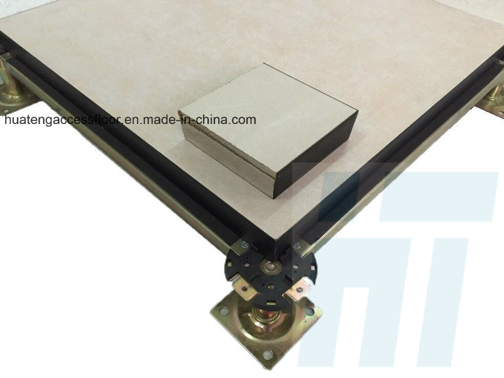 Calcium Sulphate Raised Access Floor with Ceramic Tiles