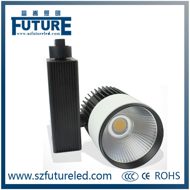 15W LED Track Lighting with CE&RoHS&CCC Approved