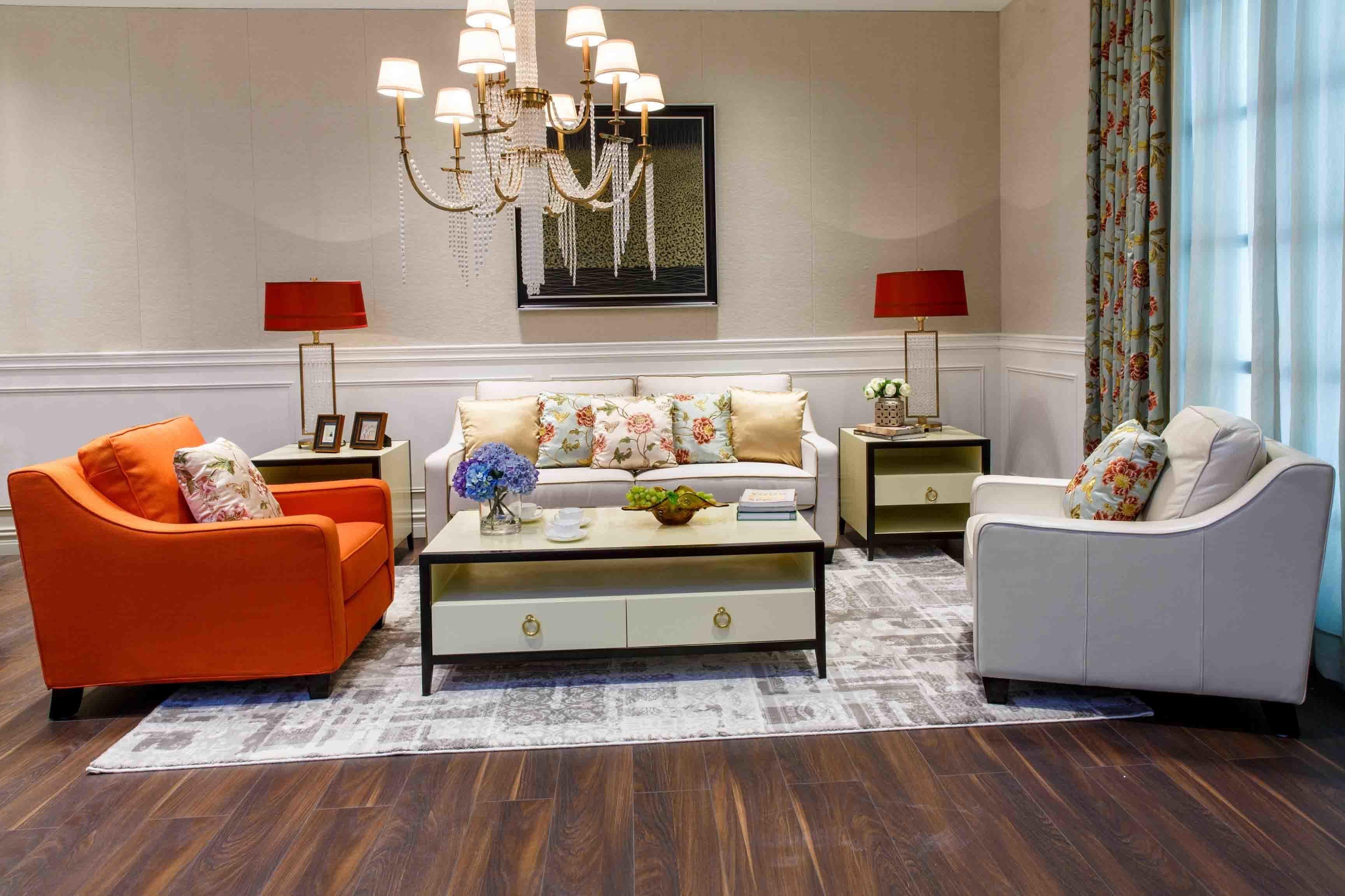 China fashion american style living room furniture modern for American living room furniture