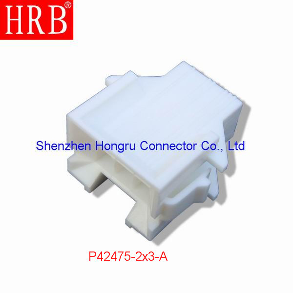 Hrb 4.2 Pitch Wire to Wire Connector (42474, 42475)