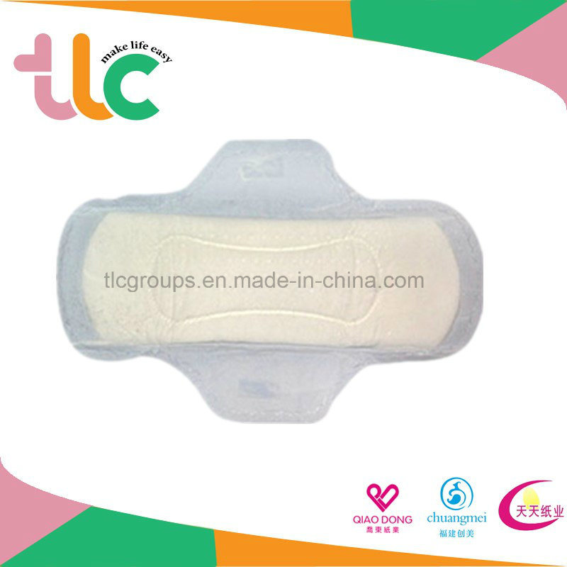 Anion Sanitary Napkin for Sanitary Pad with Absorbent Paper From Wholesale