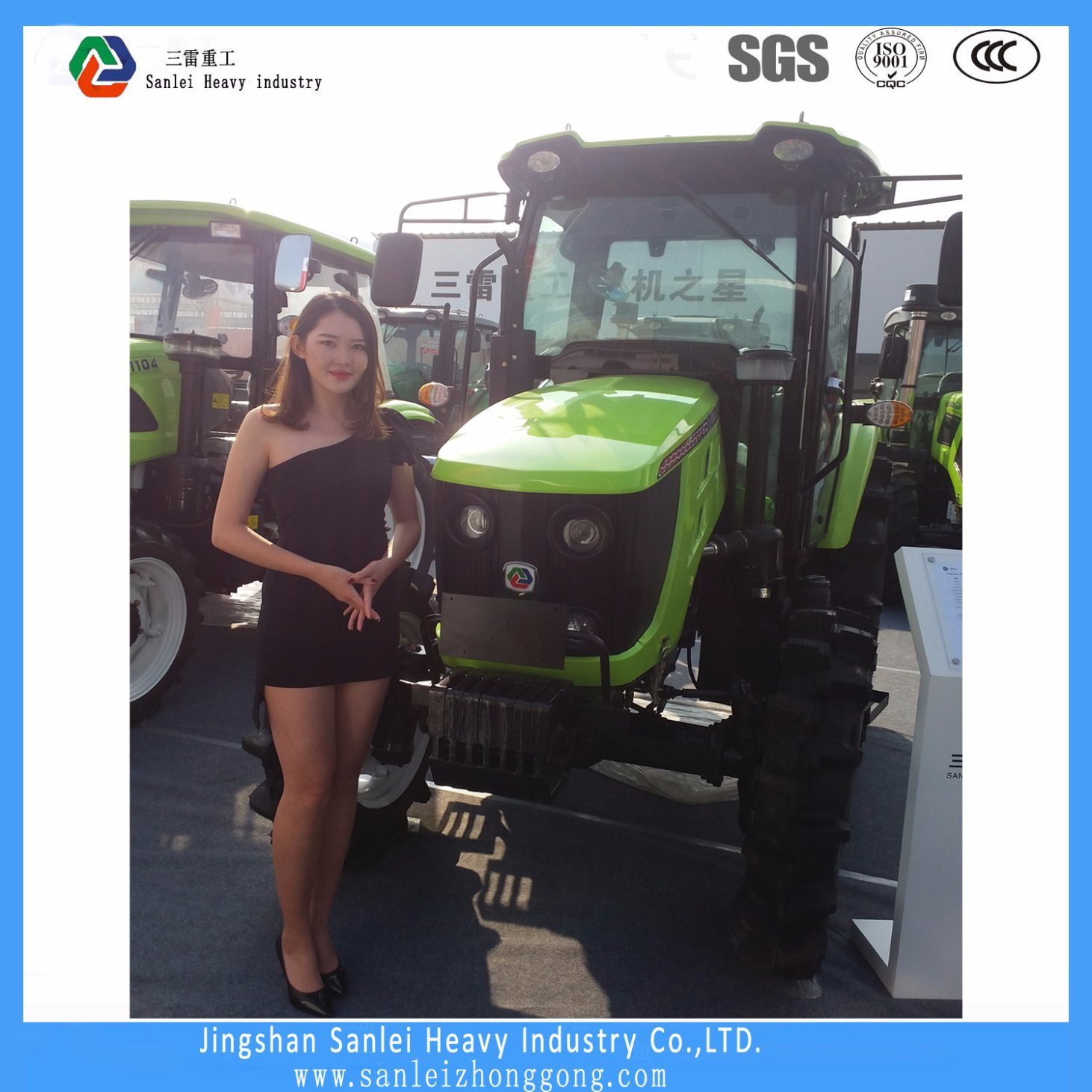 Good Quality Farm Tractor 60HP--90HP